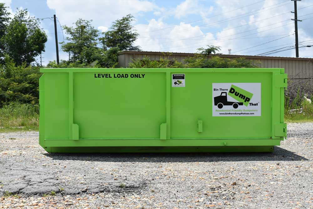 6 Yard Brockville Dumpster